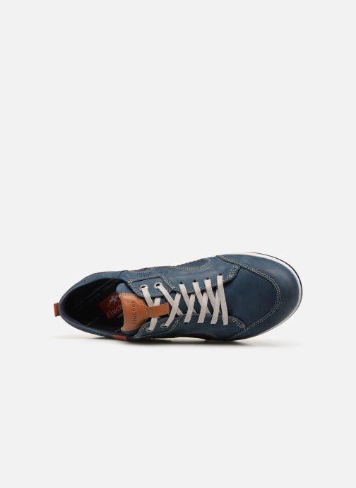 Sneakers Fluchos Daniel 9734 Blauw links