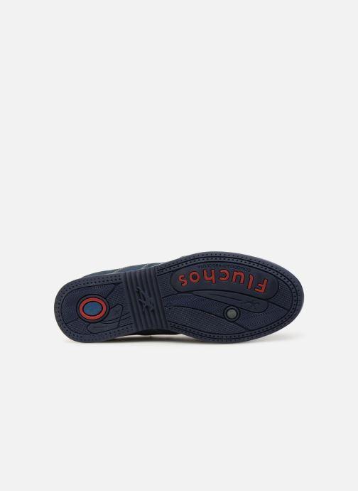 Sneakers Fluchos Daniel 9734 Blauw boven