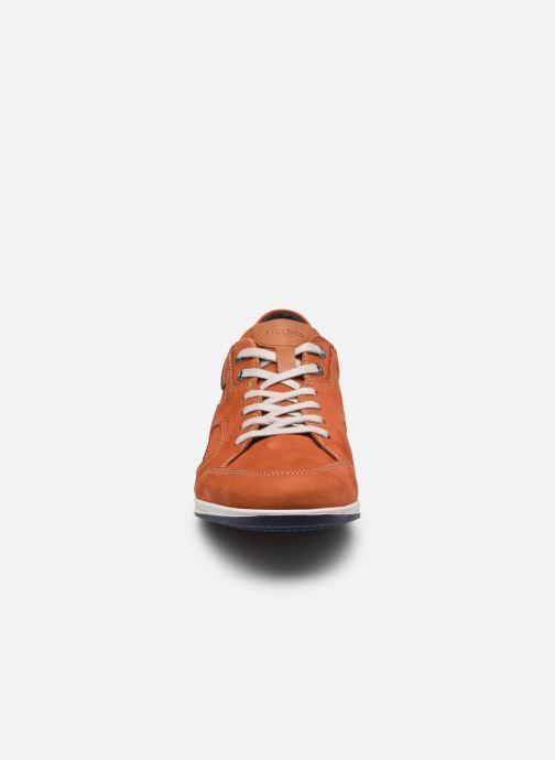 Sneakers Fluchos Daniel 9734 Oranje model
