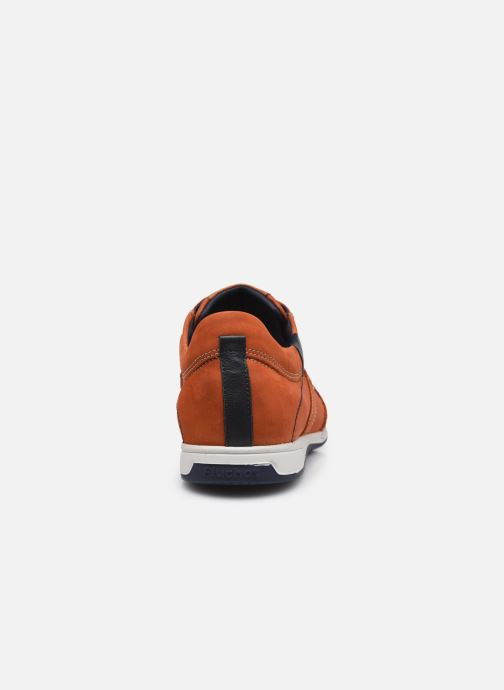 Sneakers Fluchos Daniel 9734 Oranje rechts