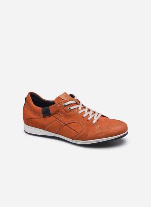 Sneakers Fluchos Daniel 9734 Oranje detail