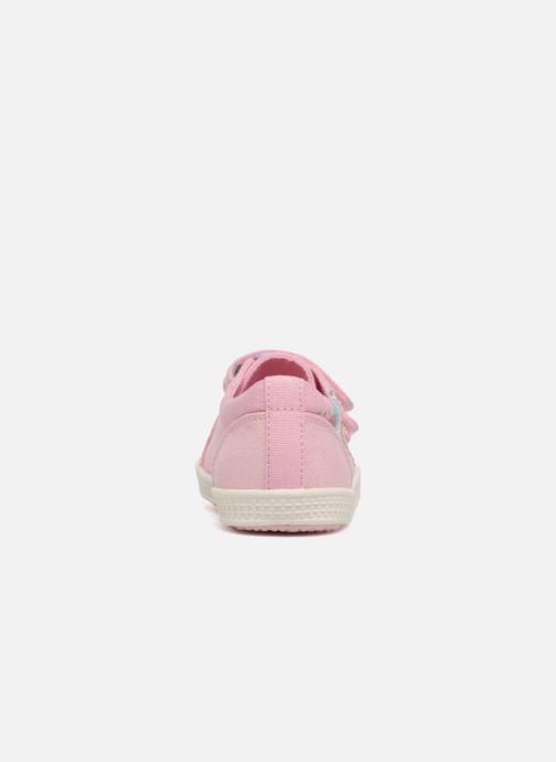 Sneaker Start Rite Edith 2 rosa ansicht von rechts