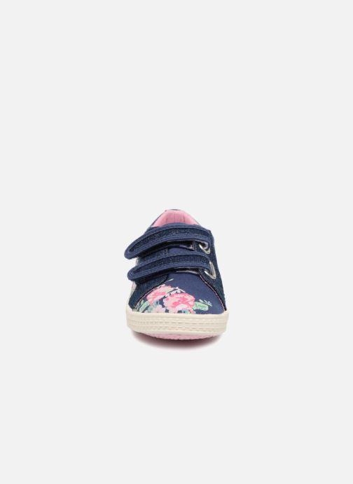 Baskets Start Rite Edith 2 Bleu vue portées chaussures