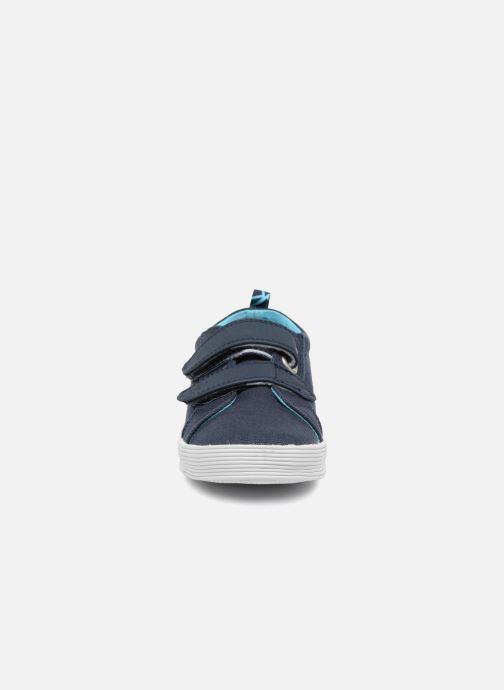 Baskets Start Rite Roam Bleu vue portées chaussures