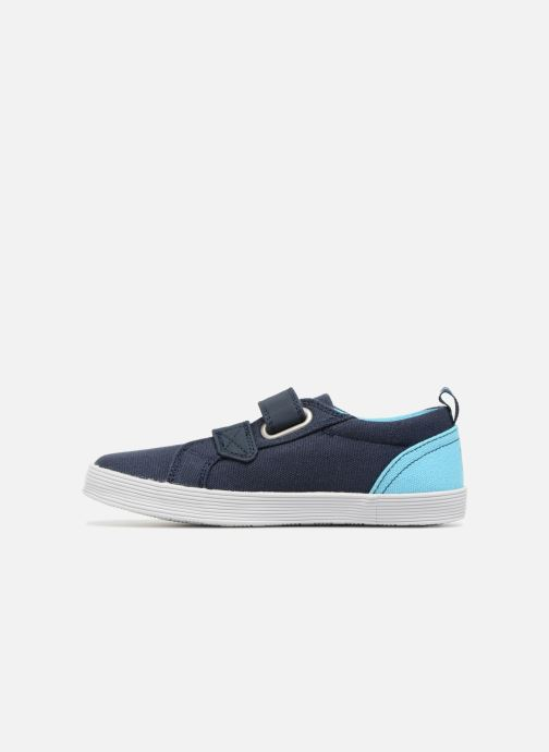 Trainers Start Rite Roam Blue front view