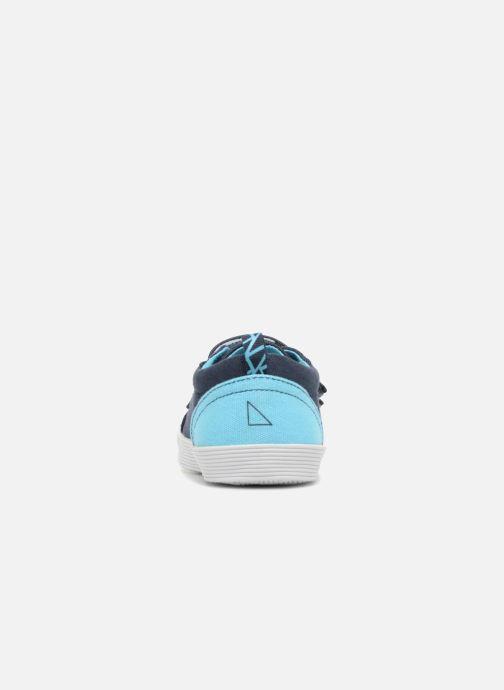 Baskets Start Rite Roam Bleu vue droite