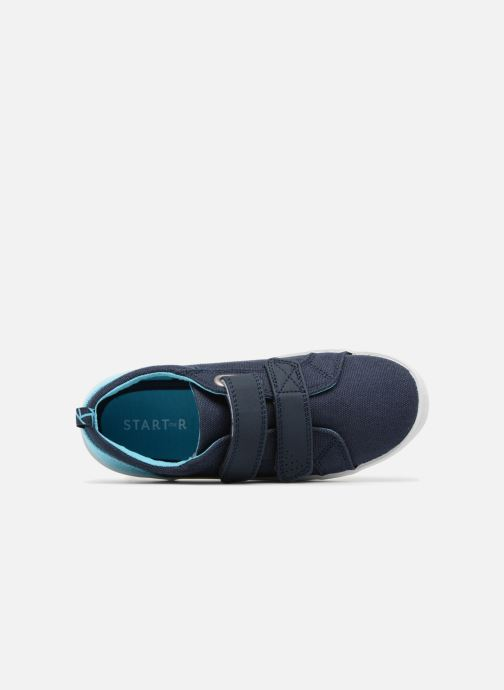 Trainers Start Rite Roam Blue view from the left