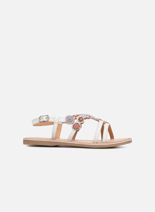 Sandales et nu-pieds Bopy Fozia Lilybellule Blanc vue derrière