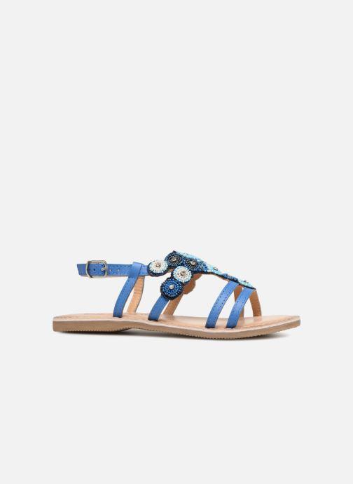 Sandales et nu-pieds Bopy Fozia Lilybellule Bleu vue derrière