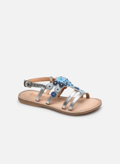 Sandali e scarpe aperte Bopy Fozia Lilybellule Argento vedi dettaglio/paio