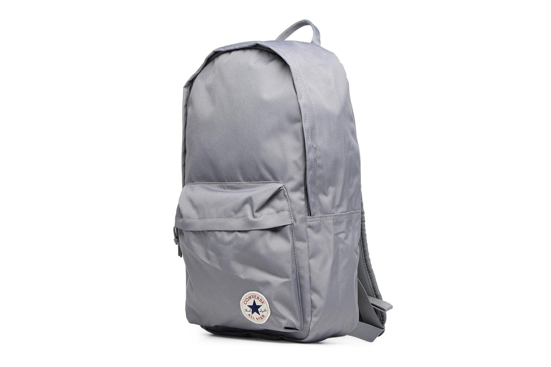 Sacs à dos Converse EDC Backpack Gris vue portées chaussures