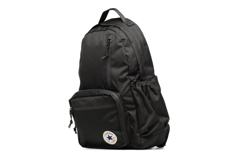 Sacs à dos Converse Go Backpack Noir vue portées chaussures