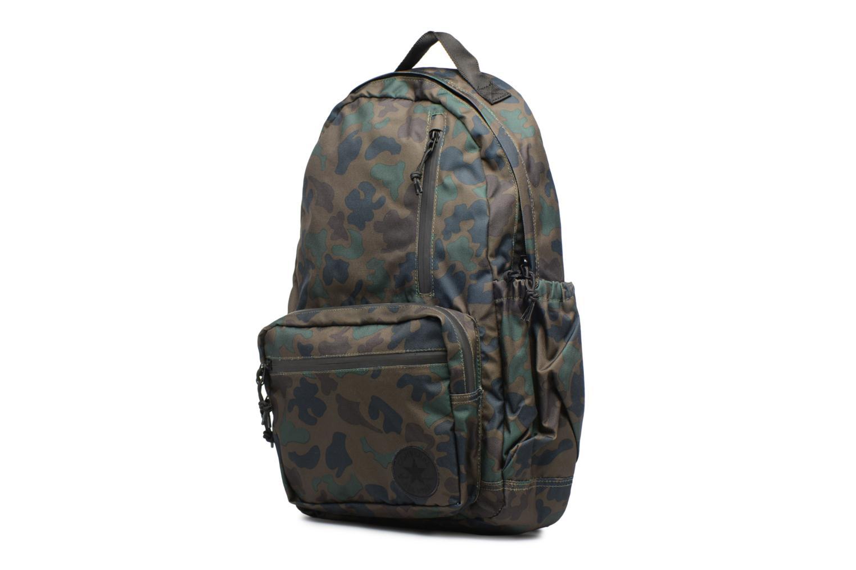 Sacs à dos Converse Go Backpack Vert vue portées chaussures