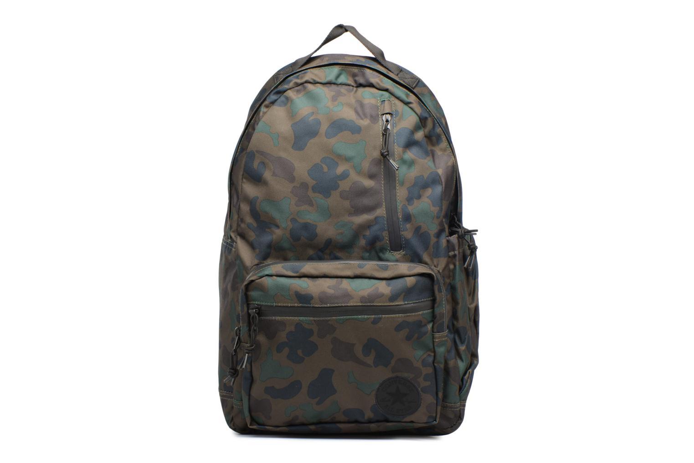 Sacs à dos Converse Go Backpack Vert vue détail/paire