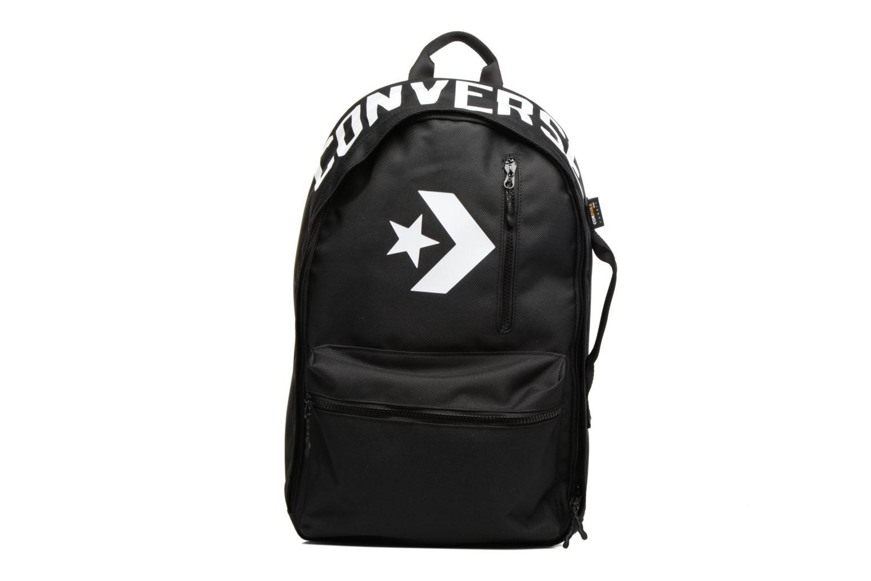 Sacs à dos Converse Street 22 Backpack Cordura Noir vue détail/paire