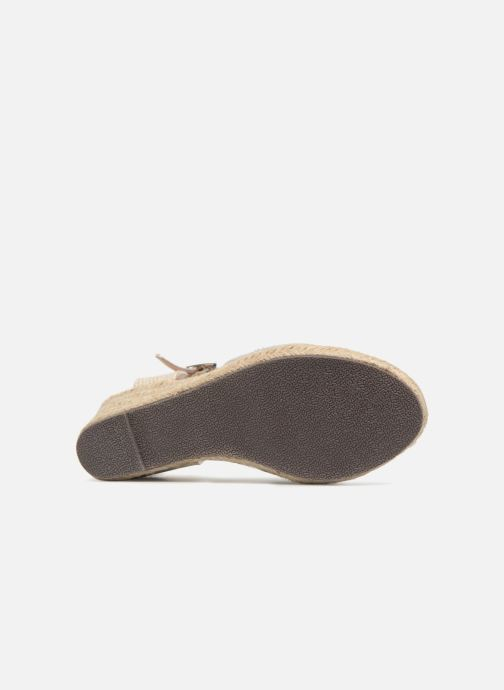 Espadrilles Xti Ossie Silver view from above