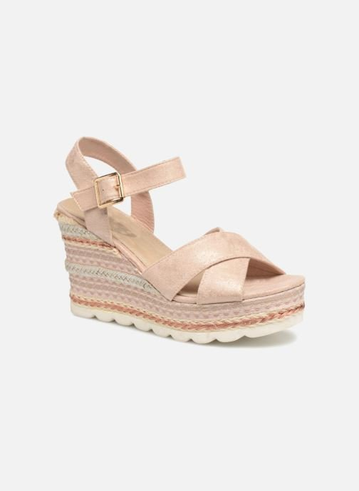 Sandaler Xti Huleva Beige detaljeret billede af skoene
