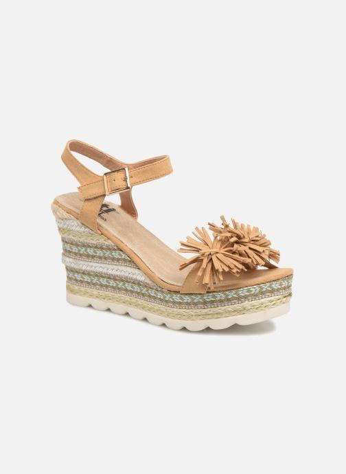 Sandaler Xti Pracupra Brun detaljeret billede af skoene