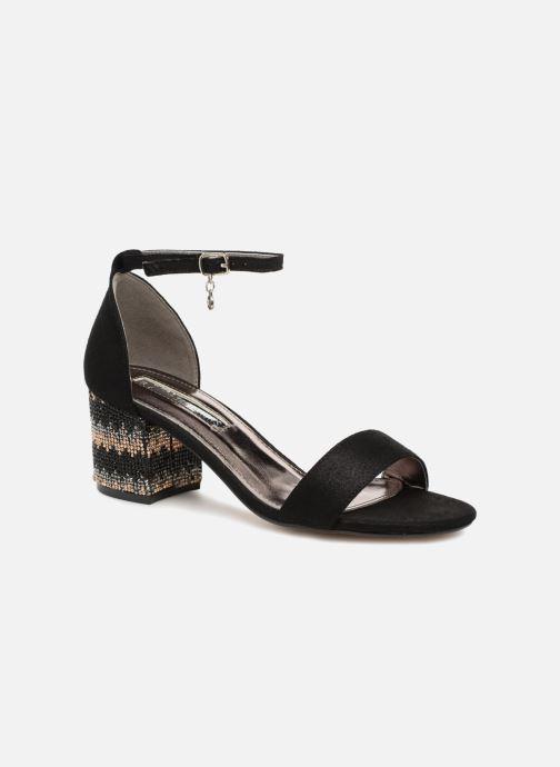 Sandales et nu-pieds Xti Gelimie Noir vue détail/paire