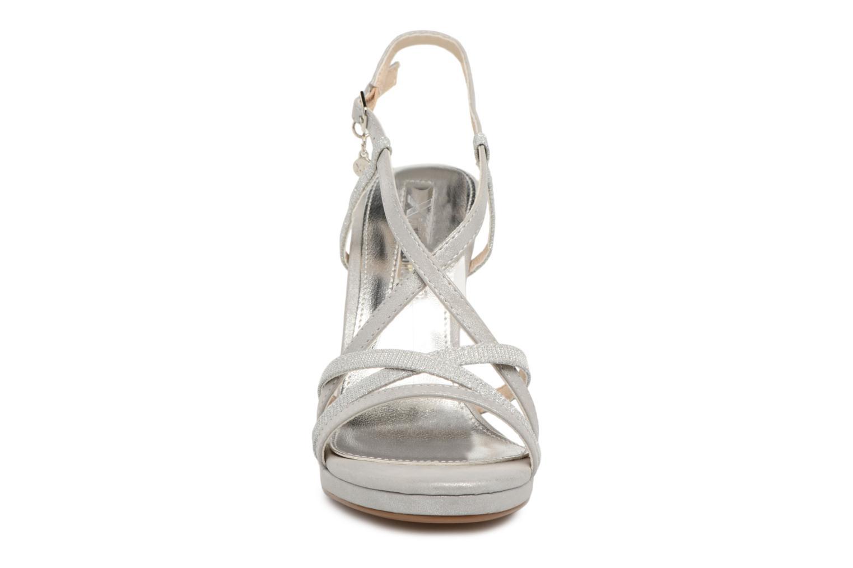 Sandales et nu-pieds Xti Eulery Argent vue portées chaussures