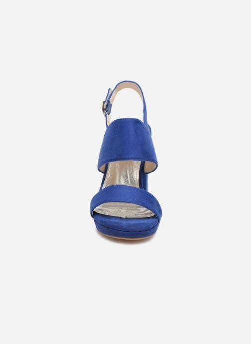 Sandales et nu-pieds Xti Boonox Bleu vue portées chaussures
