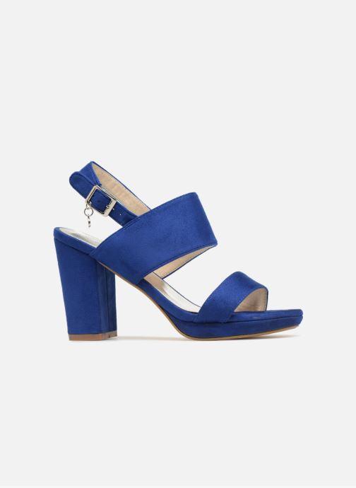 Sandales et nu-pieds Xti Boonox Bleu vue derrière