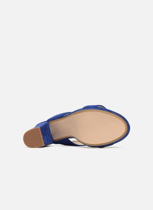 Sandales et nu-pieds Xti Boonox Bleu vue haut
