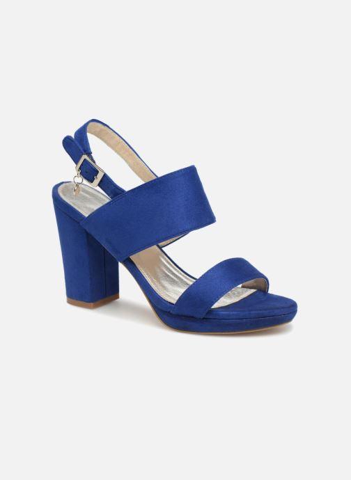 Sandales et nu-pieds Xti Boonox Bleu vue détail/paire