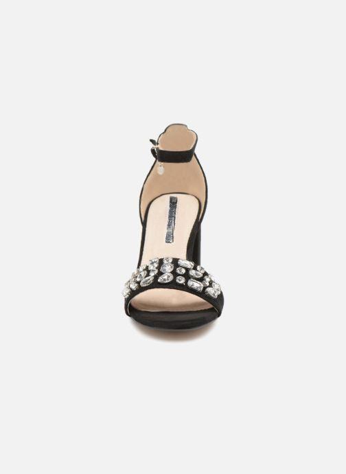 Sandales et nu-pieds Xti Rehari Noir vue portées chaussures