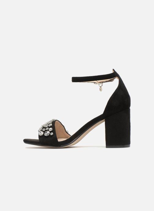 Sandales et nu-pieds Xti Rehari Noir vue face