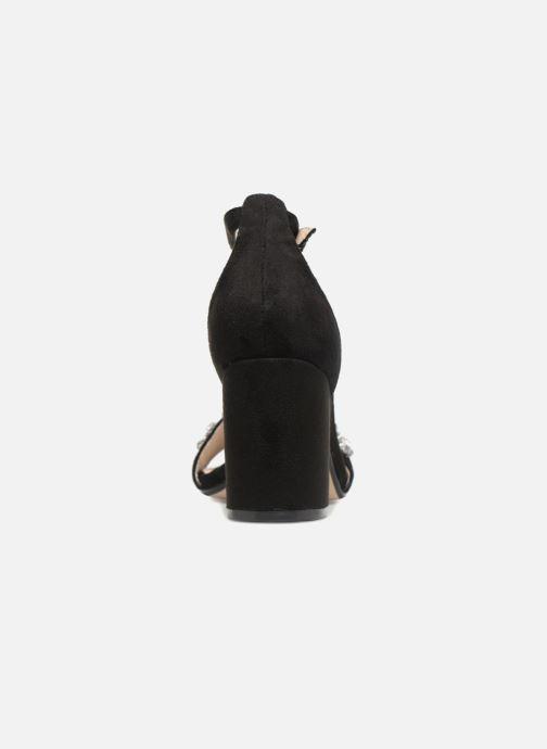 Sandales et nu-pieds Xti Rehari Noir vue droite