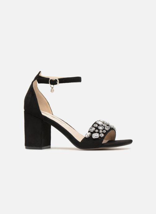 Sandales et nu-pieds Xti Rehari Noir vue derrière