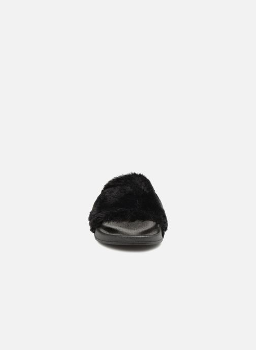 Mules et sabots Xti Feloge Noir vue portées chaussures