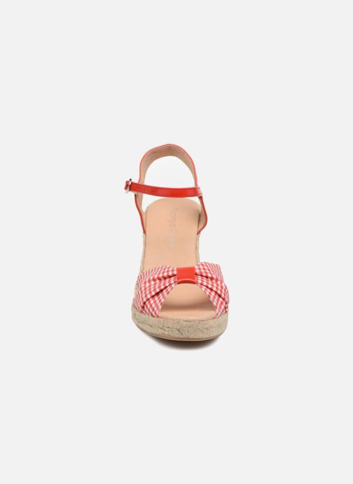 Espadrilles Georgia Rose Drigitte Rood model