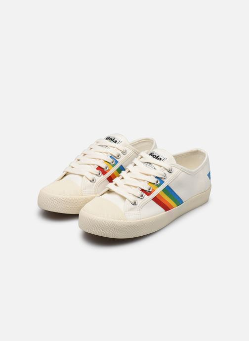 Sneakers Gola COASTER RAINBOW Wit onder