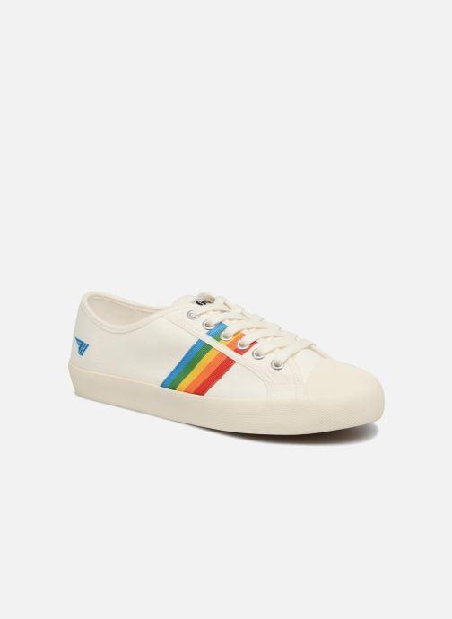 Sneakers Gola COASTER RAINBOW Bianco vedi dettaglio/paio
