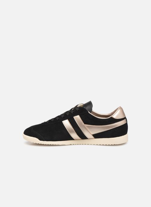 Trainers Gola BULLET PEARL Black front view