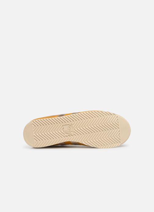 Sneaker Gola BULLET PEARL gelb ansicht von oben