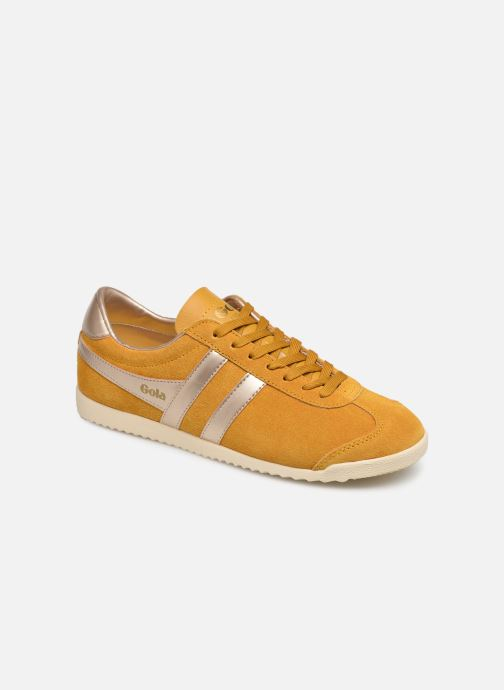 Trainers Gola BULLET PEARL Yellow detailed view/ Pair view