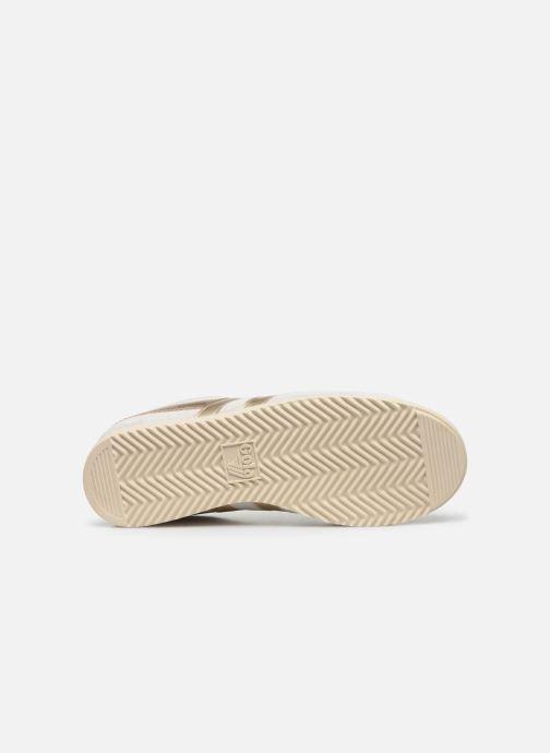 Sneakers Gola BULLET PEARL Bianco immagine dall'alto