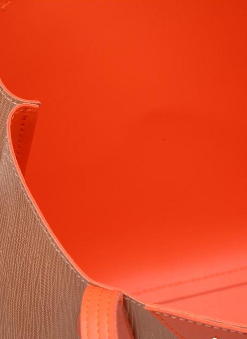 Borse LPB -LES PETITES BOMBES Cabas bicolore LPB Arancione immagine posteriore