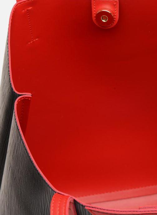 Handtassen LPB -LES PETITES BOMBES Cabas bicolore LPB Zwart achterkant