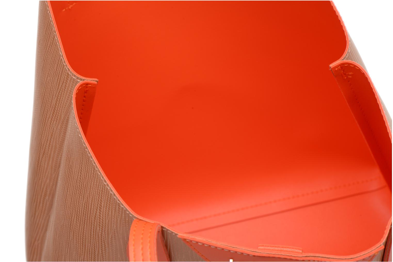 LPB Woman Terracotta LPB bicolore Cabas 0xRwnCq4