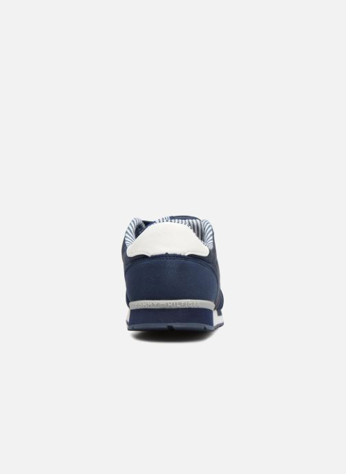Baskets Tommy Hilfiger Tommy 0233 Bleu vue droite