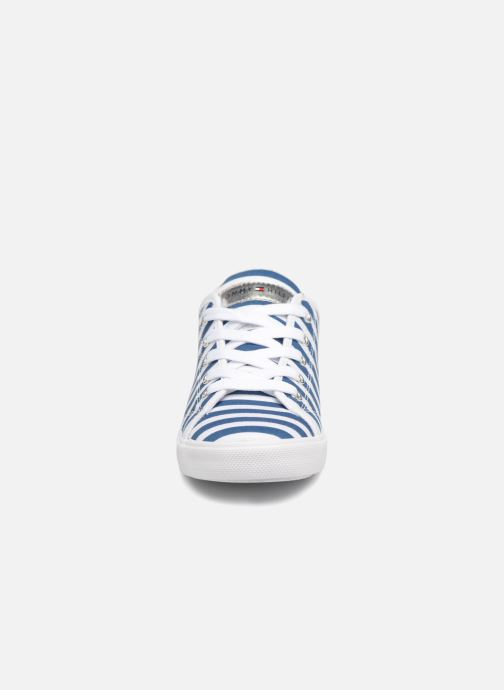 Sneakers Tommy Hilfiger Tommy 0446 Blauw model