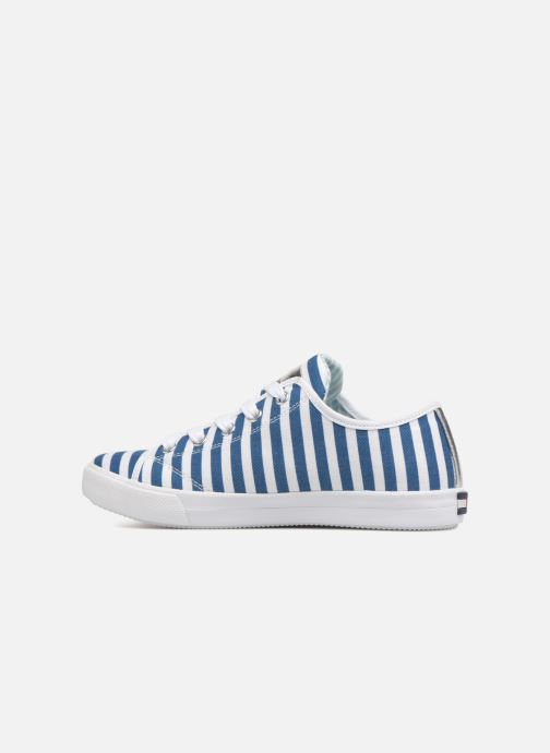 Sneakers Tommy Hilfiger Tommy 0446 Blauw voorkant