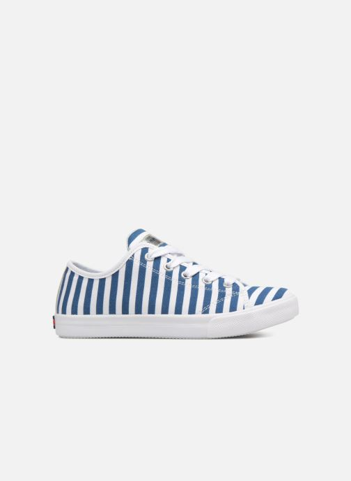 Sneakers Tommy Hilfiger Tommy 0446 Blauw achterkant