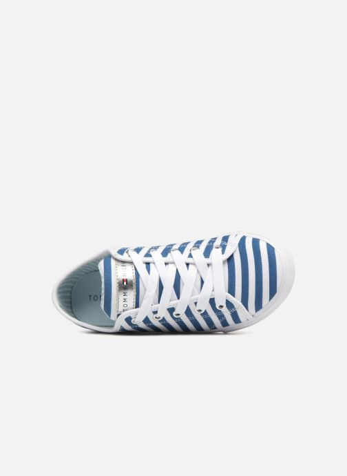 Sneakers Tommy Hilfiger Tommy 0446 Blauw links