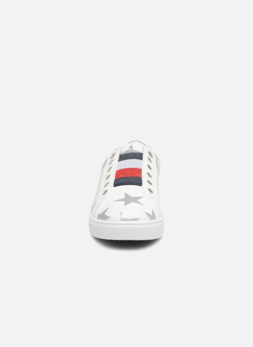 Sneakers Tommy Hilfiger Tommy 0165 Wit model