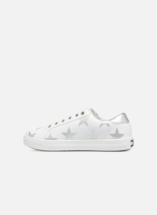 Sneakers Tommy Hilfiger Tommy 0165 Wit voorkant